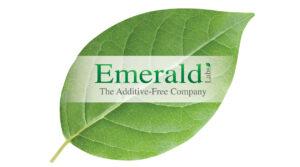 Emerald Labs Leaf Logo
