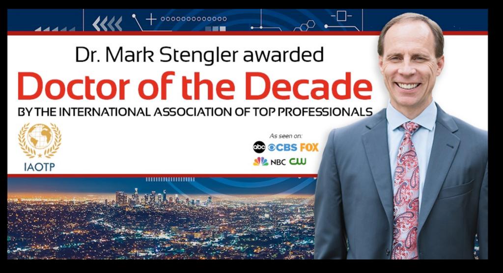 Mark Stengler Doctor Decade Award